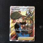 Bird Keeper 066/072 Pokémon Shining Fates Full Art Trainer NM