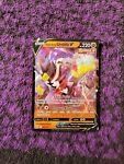 Single Strike Urshifu V 085/163 Battle Styles Holo Rare Pokemon Card Near Mint