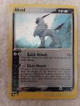 Absol 96/95 EX Team Magma vs Team Aqua Secret Rare Pokemon Card