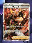 Single Strike Style Mustard 163/163 Pokémon Battle Styles Full Art NM-MINT FRESH