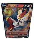Cinderace V 018/072 Shining Fates - NM Full Art Ultra Rare Pokémon Card