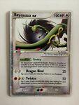 Rayquaza EX Pokemon Promo 039 Ultra Rare Foil
