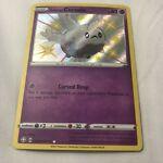 Pokemon Card Galarian Corsola SV049/SV122 Shining Fates Shiny Vault