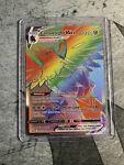 Corviknight Rainbow Rare VMAX Secret 171/163 Battle Styles Pokemon Card MINT