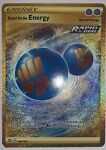 Pokemon TCG Rapid Strike Energy 182/163 NM Secret Rare Battle Styles English