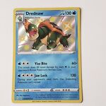 Drednaw SV029/SV122 Shining Fates Set SHINY HOLO Pokemon Card NEAR MINT