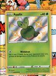 Pokemon TCG Applin SV012/SV122 baby shiny Shining Fates NM/M