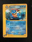 Pokémon - Expedition - Blastoise 36/165 Non-holo Rare NM