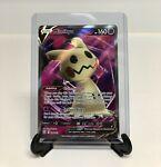 Pokemon MIMIKYU V Full Art Card 148/163 Battle Styles 2021.