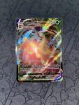 Flapple VMAX 019/163 Ultra Rare Battle Styles Pokemon Card Near Mint NM