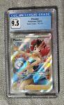 Phoebe [175/163] Secret Rainbow Rare, SWSH Battle Styles, CGC 9.5 - Pokemon TCG