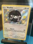 Wooloo SV103/SV122 - Pokémon Shining Fates: Shiny Vault - Holo Rare - PSA Ready!