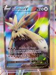 Stoutland V 157/163 Pokemon TCG Battle Styles Full Art Ultra Rare Near Mint