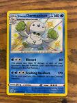 Pokemon Holo Galarian Darmanitan SV024/SV122 Shining Fates LP