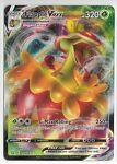 Pokemon Sword & Shield Battle Styles Flapple Vmax Ultra Rare Full Art 019/163