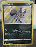 Pokemon - Nickit - Shiny Rare -SV081/SV122 Shining Fates - M/NM