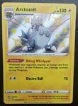 Arctozolt SV046/SV122 Pokémon Shining Fates Shiny Holo Rare NM
