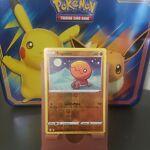Trapinch Reverse Holo 040/072 - Shining Fates - Pokemon TCG - NM/M.