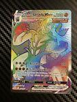 Single Strike Urshifu VMAX 167/163 - Pokemon Battle Styles Rainbow Sec.Rare NM-M