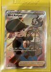 Shining Fates Single #066 Bird Keeper Full Art Ultra Rare Pokémon Card