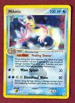 NM - Milotic - Ex Hidden Legends - 12/101 - Holo - Pokemon Card - PHOTOS+SCANS