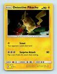 Detective Pikachu 10/18 Holo Movie Promo Pokemon Card au5