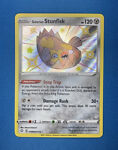 Galarian Stunfisk SV088/SV122 Pokemon TCG Shining Fates Shiny Vault Near Mint