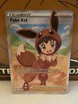 Poke' Kid 070/072 - Shining Fates - Full Art Holo Pokémon TCG Card - MINT!!!