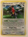 Pokemon - Garchomp - Mysterious Treasures Holo Rare 9/123 NM x1
