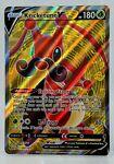 KRICKETUNE V 142/163 Single Strike Full Art Battle Styles Pokemon Card NM/M