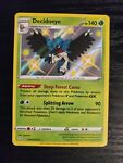 Decidueye SV003/SV122 Shining Fates Vault Holo Rare Pokemon Card NM