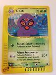 Expedition Arbok Holo Foil E-Reader Pokémon Card 35/165 POP2