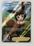 poke kid full art 070/072 SP holo. shining fates pokemon