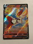 Pokemon Shining Fates Cinderace V 018/072 Rare