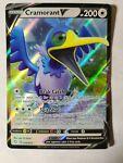 Pokemon TCG - Cramorant V 054/072 Shining Fates Ultra Rare NM