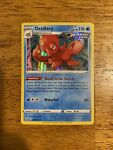 Pokemon - Octillery - 037/163 - Holo Rare - Battle Styles - LP