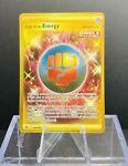 Single Strike Energy 183/163   Battle Styles   Secret Rare Gold   Pokemon M-NM