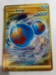Rapid Strike Energy 182/163 Pokémon Gold Secret Rare Battle Styles NM/Mint