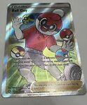 Pokemon Shining Fates Ball Guy Full Art Trainer 065/072 *Ultra Rare* NM/M Fresh