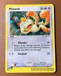 Meowth 013 Pokemon Star Promo Holo Black Star Promo