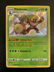 Pokemon Shiny Rillaboom SV006/SV122 Shining Fates Card NM/M