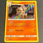 Pokemon Detective Pikachu Set HOLOGRAPHIC Arcanine 6/18 - Near Mint (NM)