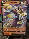 Pokemon Card - Rapid Strike Urshifu V 087/163 Battle Styles - Mint/ Near Mint