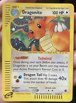 Dragonite Holo 9/165 NM . Pokemon Expedition Base Set Rare