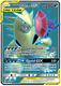 Pokemon TCG - Unified Minds - Mega Sableye & Tyranitar GX Full - x1 NM (225/236)