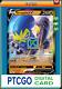 Pokemon PTCGO Grapploct V 032/073 Rare Online Card Champion's Path Fast In-Game